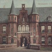 Ansichtkaart Gevangenis Leeuwarden A0103-a