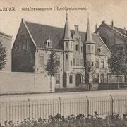 Ansichtkaart Gevangenis Leeuwarden A0116-a