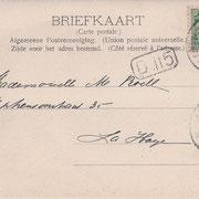 Ansichtkaart Gevangenis Leeuwarden A0124-b