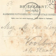 Ansichtkaart Gevangenis Leeuwarden A0152-b