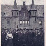 Ansichtkaart Gevangenis Leeuwarden A0030-a