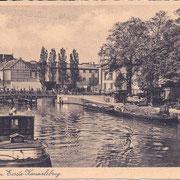 Ansichtkaart Gevangenis Leeuwarden A0045-a