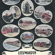Ansichtkaart Gevangenis Leeuwarden A0148-a