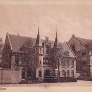Ansichtkaart Gevangenis Leeuwarden A0046-a