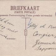 Ansichtkaart Gevangenis Leeuwarden A0105-b