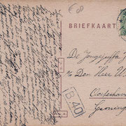 Ansichtkaart Gevangenis Leeuwarden A0061-b
