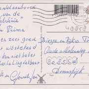 Ansichtkaart Gevangenis Leeuwarden A0094-b