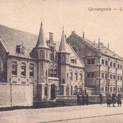 Ansichtkaart Gevangenis Leeuwarden A0110-a