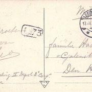 Ansichtkaart Gevangenis Leeuwarden A0100-b