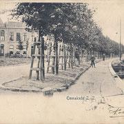Ansichtkaart Gevangenis Leeuwarden A0133-a