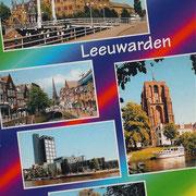 Ansichtkaart Gevangenis Leeuwarden A0076-a