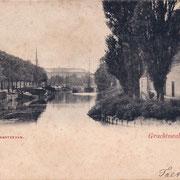 Ansichtkaart Gevangenis Leeuwarden A0119-a