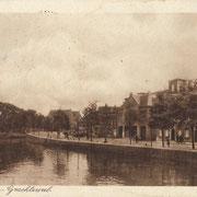 Ansichtkaart Gevangenis Leeuwarden A0154-a