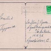 Ansichtkaart Gevangenis Leeuwarden A0081-b