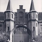 Ansichtkaart Gevangenis Leeuwarden A0084-a