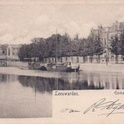 Ansichtkaart Gevangenis Leeuwarden A0047-a