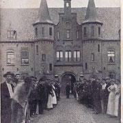 Ansichtkaart Gevangenis Leeuwarden A0029-a