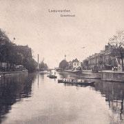 Ansichtkaart Gevangenis Leeuwarden A0100-a