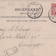 Ansichtkaart Gevangenis Leeuwarden A0066-b