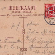 Ansichtkaart Gevangenis Leeuwarden A0043-b