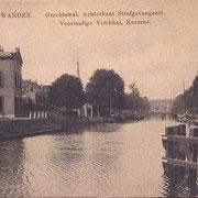 Ansichtkaart Gevangenis Leeuwarden A0048-a