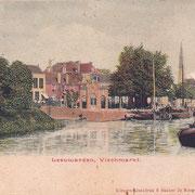 Ansichtkaart Gevangenis Leeuwarden A0037-a