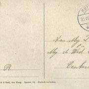 Ansichtkaart Gevangenis Leeuwarden A0161-b