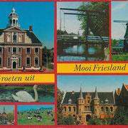 Ansichtkaart Gevangenis Leeuwarden A0078-a