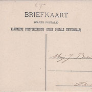 Ansichtkaart Gevangenis Leeuwarden A0118-b