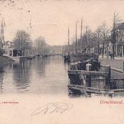 Ansichtkaart Gevangenis Leeuwarden A0064-a