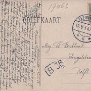 Ansichtkaart Gevangenis Leeuwarden A0039-b