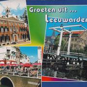 Ansichtkaart Gevangenis Leeuwarden A0082-a
