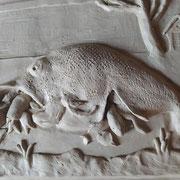 Sculpture bas-relief