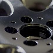 16 Zoll Aluminiumfelgen nach dem Beschichten