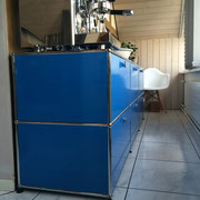 USM Sideboard frisch pulverbeschichtet