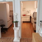Personal- und Hygieneraum