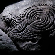Intervención arqueológica en el petroglifo de Laxe das Rodas (Muros, A Coruña)