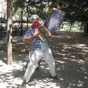 Mon ami accordéoniste...