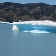 Lago Argentino - Patagonie
