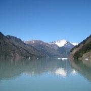 El lago Spegazzini