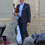 Pierre Lenert alto et Direction artistique