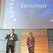 Interview beim Jahreseröffnungsevent in Willingen