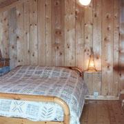 Gîte Le Four à pain, chambre individuelle (1 lit double)
