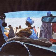 Le taxi, Sénégal