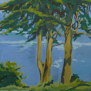 Les arbres, Chausey