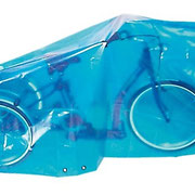 Wetterschutz für Dreiräder von Pfau-Tec in Heidelberg