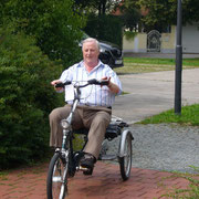 Easy Rider 2 Dreirad