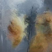 Beflügelt Acryl auf Leinwand 60 x 60 CHF 500