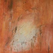 Ohne Titel   Acryl auf Leinwand  70 x 90  CHF 650