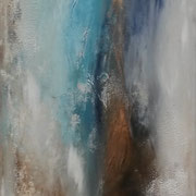 Ohne Titel Acryl auf Leinwand 30 x 90 CHF 350 / längs und quer verwendbar